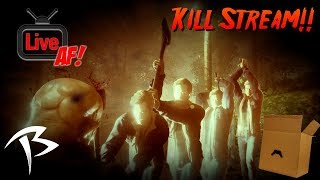 Can we kill Jason 3 times in 3 hours?! | F13 Live AF! | Featuring Beaty thumbnail
