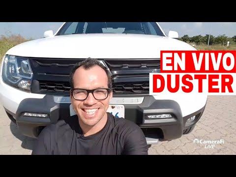Duster 2018 (En Vivo) Camioneta SUV Compacta Exterior Interior Manejo
