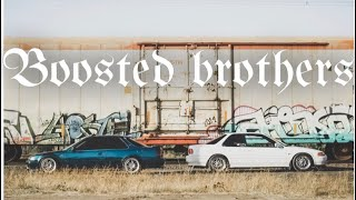 cb7|The Boosted brothers