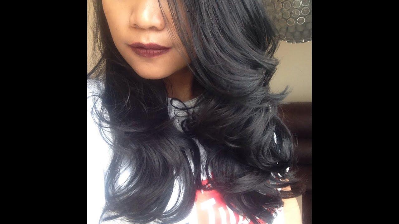 Cara Memotong Rambut Sendiri How To Cut Your Own Hair By Dwiendah Youtube
