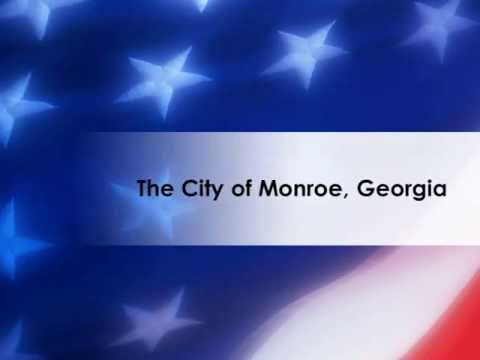 The City of Monroe, Georgia