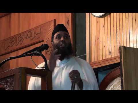 خطبة الجمعة: نواقض الإسلام (الناقض الثالث)