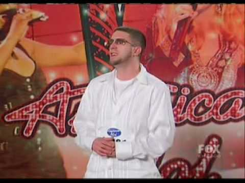 Elliott Yamin's audition