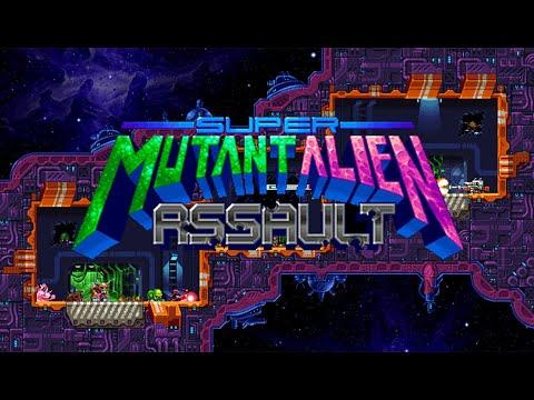 Super Mutant Alien Assault PS Vita  1080p 60fps H264 128kbit AAC |