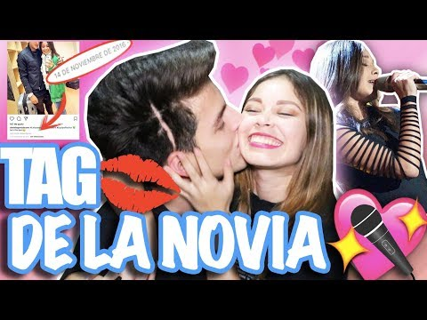 TAG DE LA NOVIA (CANTANTE)   Rodo Gonzalez