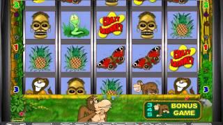 Безумно интересный игровой слот Crazy Monkey от портала igrovye-avtomaty-club.com(Азартных игроков ждет масса эмоций в игровом автомате Сумасшедшая обезьянка. Порадуй себя неповторимыми..., 2016-01-31T19:40:23.000Z)