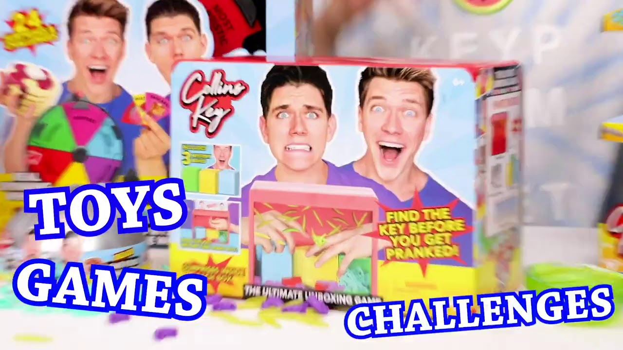 Collins Key | Collins Key Toys Are Here!  | 20 Sec Commercial