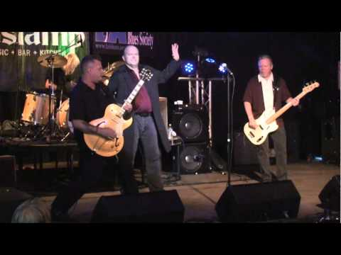 Trouble (J.Page) - Whiteboy James & the Blues Express - LIVE! in Long Beach