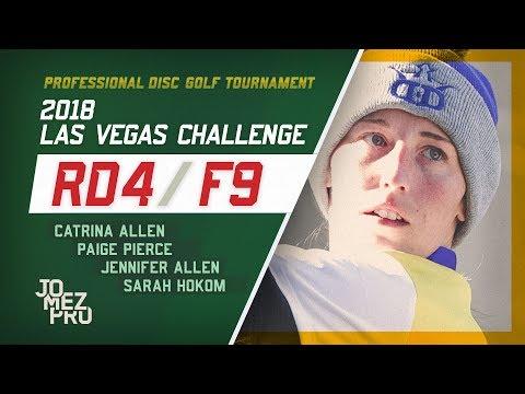 2018 Las Vegas Challenge | Rd4, F9, FPO | Allen, Pierce, Allen, Hokom