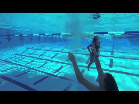 Tamalpais High School Diving team - fun with Go Pro