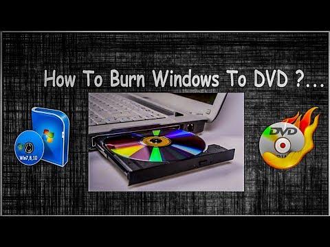 Windows 7,8,10 (How to Burn Bootable CD-DVD 100% work) ll windows  ll  NLG Telugu Techs