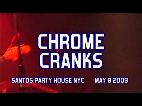 Chrome Cranks - Hot Blonde Cocktail
