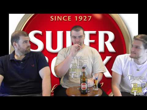 Super Bock Portugese Lager Beer Review (Portugal)