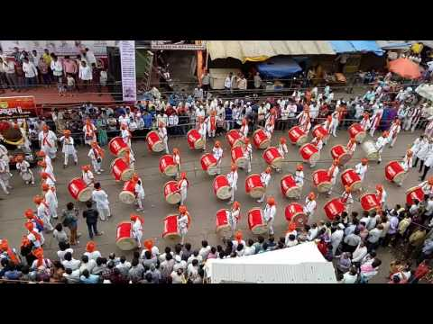 Nashik dhol 2018, nashik vs pune dhol pathk,top dhol pathak in indian