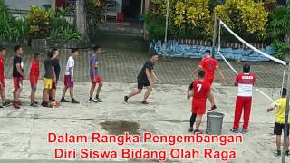 Tim Basket & Tim Volly - SMP Pax Christi Manado