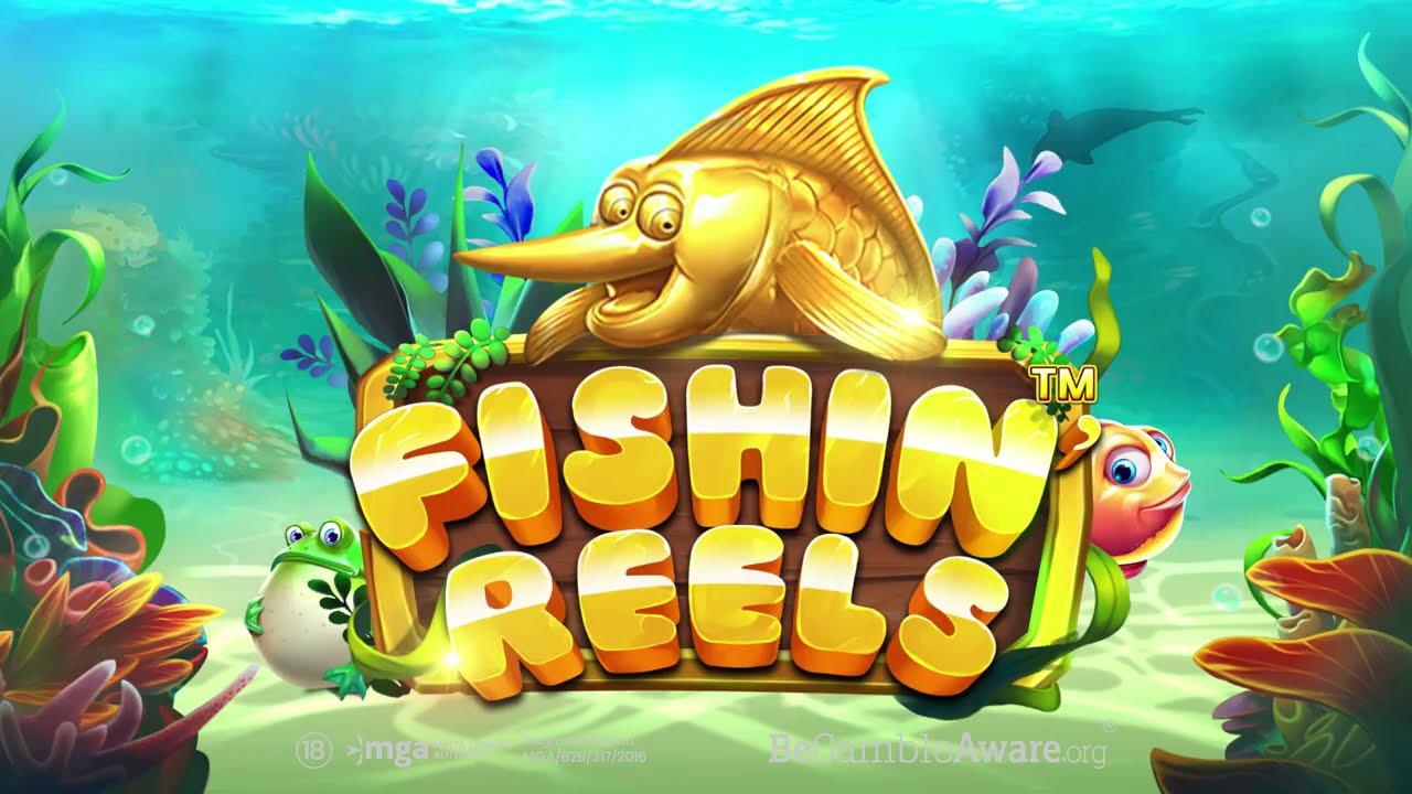 Fishin' Reels  Slot Play Free ▷ RTP 96.5% & High Volatility video preview