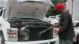 Car Washing & Detailing : How to Clean Radiators