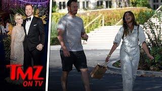 Something Is Really Funny To Chris Pratt | TMZ TV