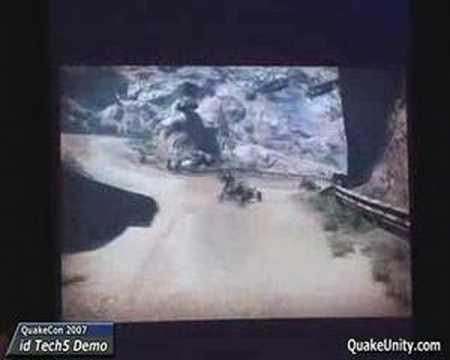 QuakeCon 07: Rage Tech Demo