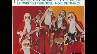 Les Chaussettes Noires -  Le Twist du pere noel (11/1961)