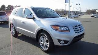 2011 Hyundai Santa Fe Limited Start Up, Engine, and In Depth T…