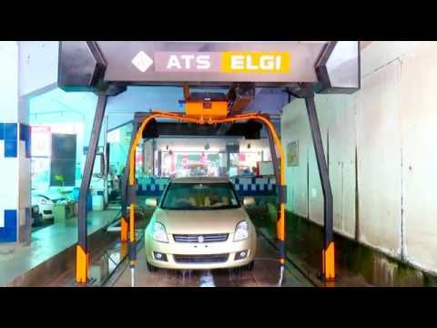 STORM : Touchless Automatic Car Washer- ATS ELGI