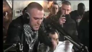 Taipan live a Planete Rap sur Skyrock ft Orelsan et Nessbeal
