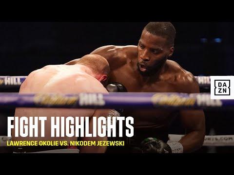 Download HIGHLIGHTS   Lawrence Okolie vs. Nikodem Jezewski