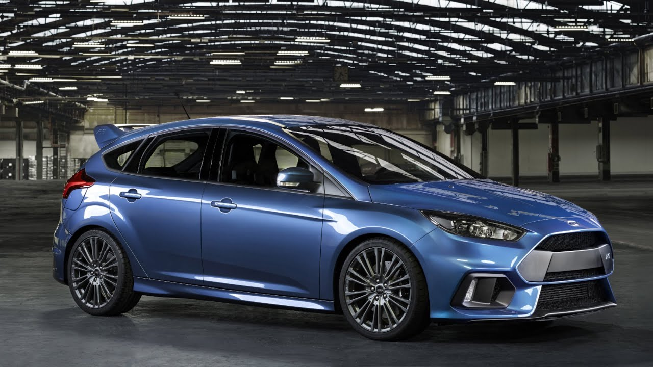 2020 Ford Focus RS: Why It's Exciting - YouTube