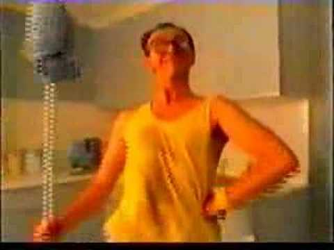 Mr muscle original advert 5 gerald home youtube for Mr muscle idraulico gel