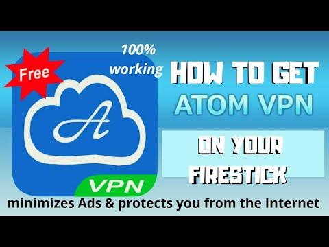 Atom vpn mod apk