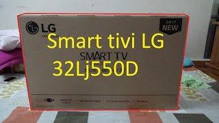 Hướng dẫn bạn lắp đặt sử dụng tivi LG 32LJ550D cách xem số giờ đã sử dụng cách kiếm tra hàng mới