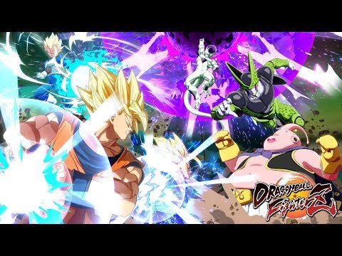 DRAGON BALL FighterZ - EVO 2017 Tournament Day #1 | XB1, PS4, PC