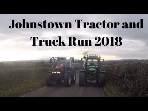 Johnstown Tractor and Truck Run 2018