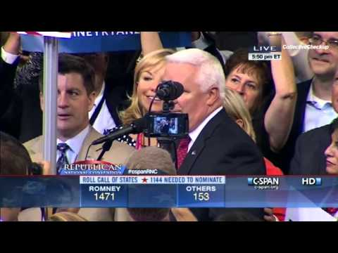 How Mit Romney stole the Republican nomination - RNC 2012 Sham Exposed.