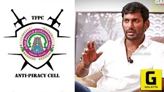 Vishal And TFPC Get Central Government Honor | Anti-Piracy | Stop Piracy