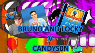 Cover images Bruno & Locky v. Candys0n! - Bloons TD Battles Collaberation and Gameplay!