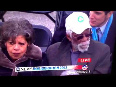 Bill Russell Is Not Morgan Freeman Youtube