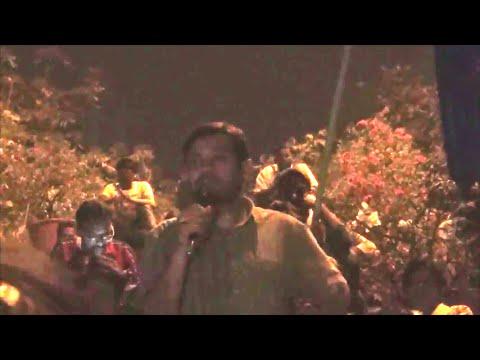 Kanhaiya Kumar calls a hailstorm,