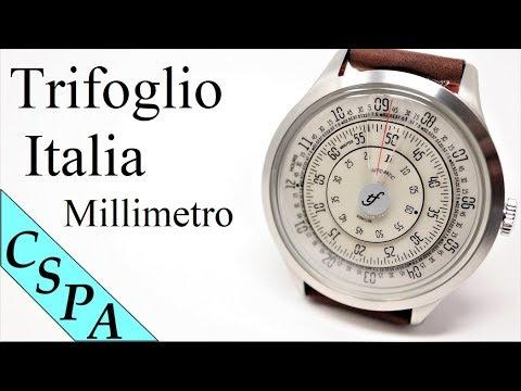Trifoglio Italia Millimetro - recensione ITA -