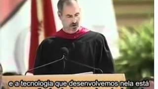 Steve Jobs - Discurso Stanford COMPLETO