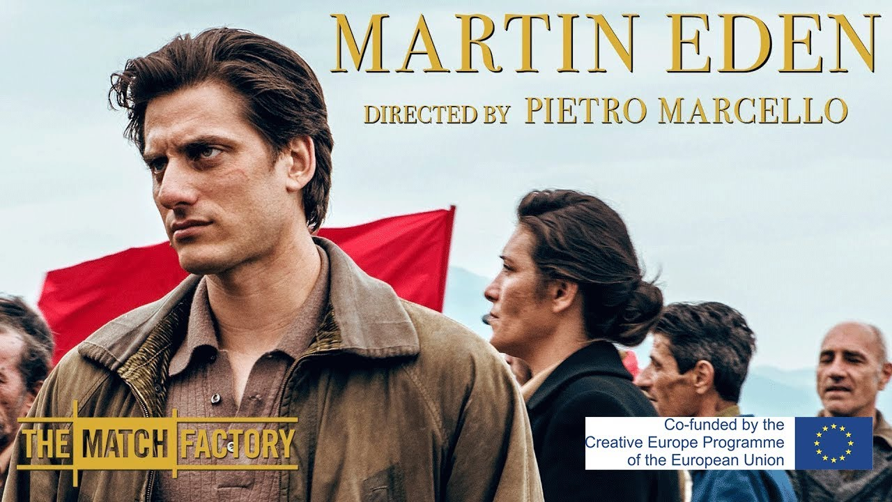 MARTIN EDEN by Pietro Marcello (Official International Trailer HD)