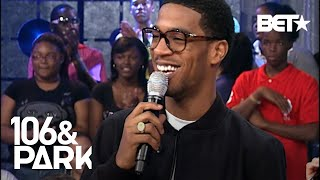 """#TBT Kid Cudi On Fame And Success At Just 25 Years Old With """"Man On The Moon"""" Album   106 & Park"""