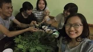 [Team Tây Nguyên] Hướng dẫn ăn gỏi lá Kon Tum