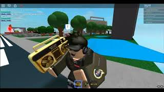 2 Ex-Battalion Song on Roblox