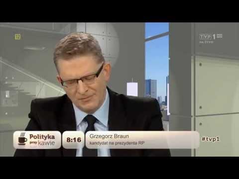 Grzegorz Braun: Komorowski chciał sprzedać lasy, aby spłacić roszczenia żydowskie