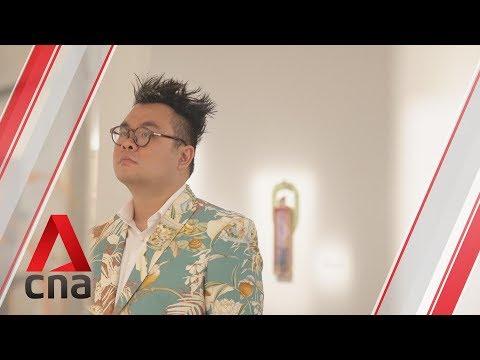 Meet Ryan Su: Art collector, philanthropist and admirer of cockatoos | Remarkable Living