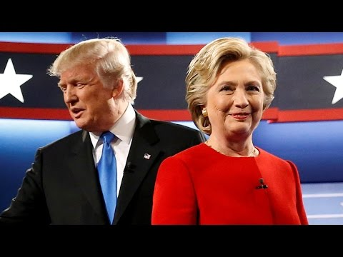 Second Presidential Debate 2016: Donald Trump vs. Hillary Clinton