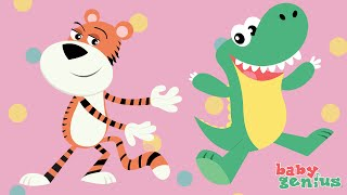 Skip to my Lou | Favorite Children's Nursery Rhymes | Baby Genius