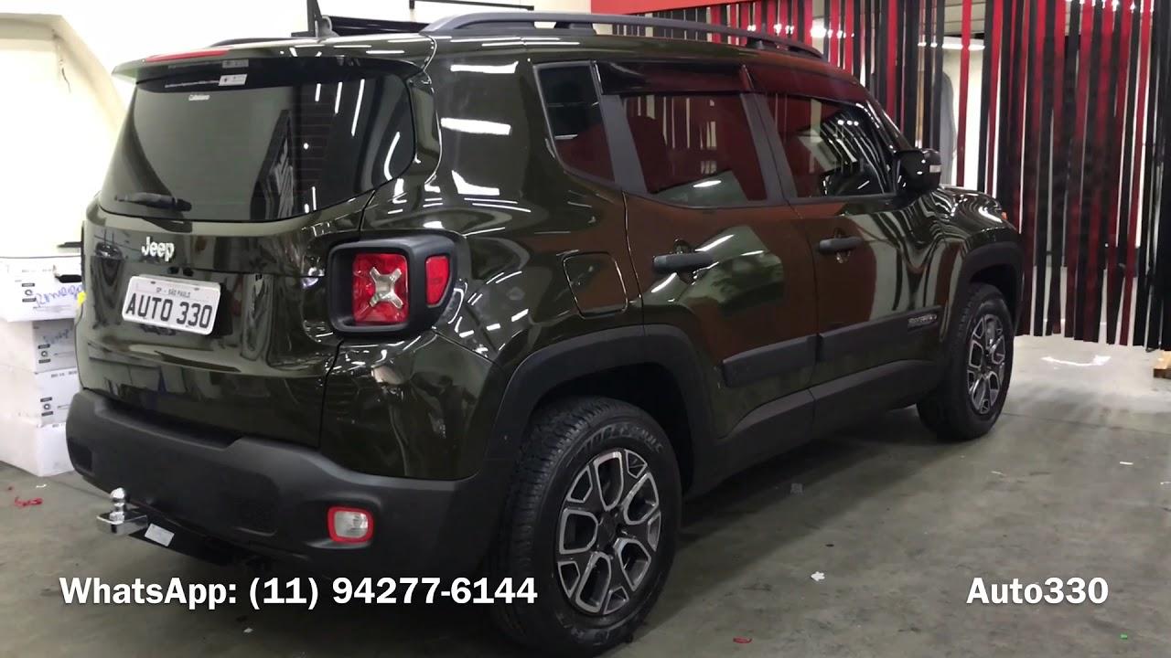 Jeep Renegade Rodas Liga Leve Jogo De Rodas Jeep Renegade